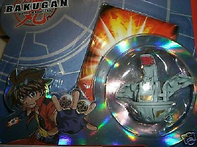 HAOS SPIN DRAGONOID BAKUGAN~~SPECIAL ATTACK SERIES New in Package Rare! Retired