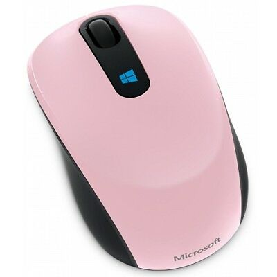 Microsoft Sculpt Mobile Mouse for Windows 8, RT, 7 Light Orchid *NEW* 43U-00019
