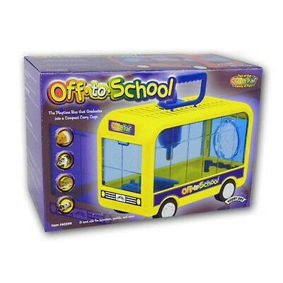 SuperPet CritterTrail Off-To-School Hamster Carrier
