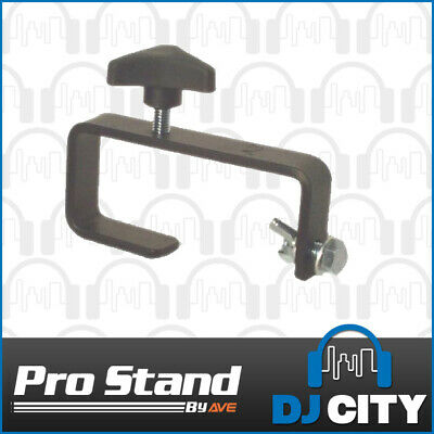 Prostand GC38B 38mm Hook G Clamp - Black