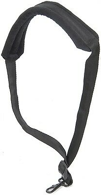 Chord Saxophone Sling / Neck Strap 173.050 Padded in Black