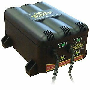 Battery Tender BAT0220165B 12-Volt 2-Bank Battery Management System