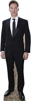 Benedict Cumberbatch Cardboard Cutout/Stand up/Standee Hollywood Actor TV & Film