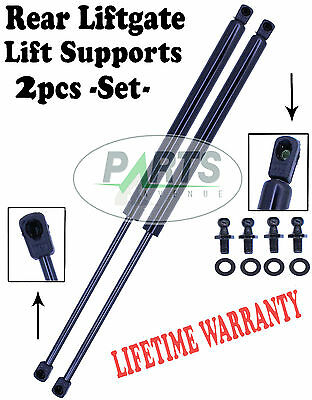 2 Rear Gate Trunk Liftgate Tailgate Lift Hatch Supports Shocks Struts Arms Wagon