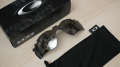 Oakley Radar Path Vented Black Iridium Lens 11-281 *authentic Original*