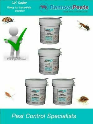 Cluster flies fly woodlice beetle silverfish killer poison fogger bombs AP