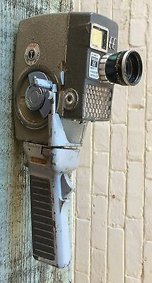 vintage Automatic Ee YASHICA 8 MODEL- 1 movie camera transistor controlled