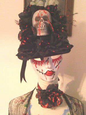 Dia de los muertos accessories, Halloween costume accessories, day of the dead