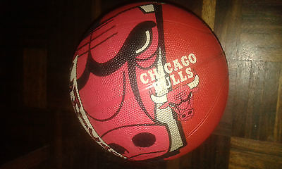 Chicago Bulls Spalding Pelota Basket Basquet Ball