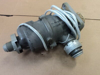 1 Ea Fuel Pump Removed From C-130A Aircraft  P/n: 123226-100-05 Used