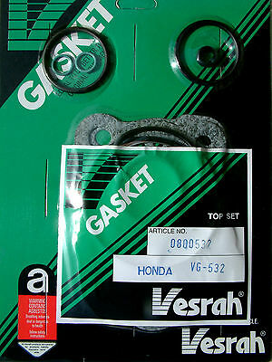 VESRAH TOP END Gasket set kit CB125 CD125S CL125 TL125 XL125 SL125 1973-75 VG532