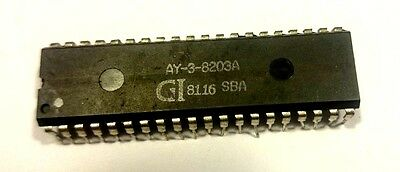 AY-3-8203A Original New GI Integrated Circuit AY38203A