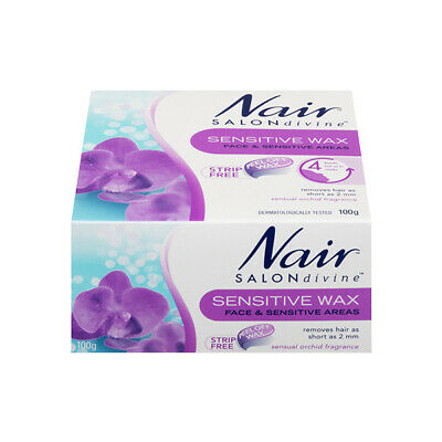 Best Price! Nair Salon Divine Sensitive Wax 100G Discount Chemist