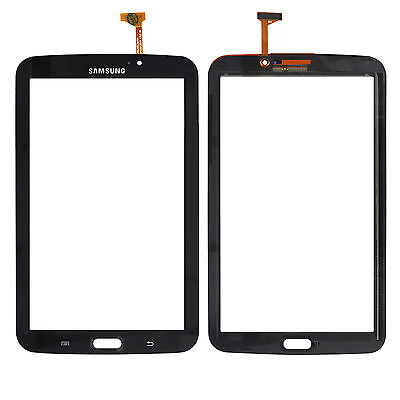 Black Touch Screen Digitizer LCD Glass Lens For Samsung Galaxy Tab 3 7.0 SM-T210