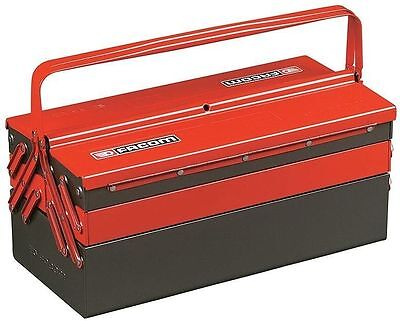 FACOM Professional 5 TRAY CANTILEVER STEEL TOOL BOX BT.13A