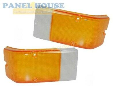 NEW Toyota Dyna Truck 1984 - 1995 RH + LH PAIR Front Corner Indicator LENS Light
