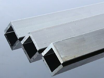 1pcs 6061 T6 Aluminum Structural Angle 40mm*40mm*500mm,Thickness=8mm #EB48 GY