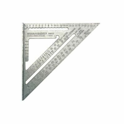 Swanson NA202 250mm Metric Speed Square with Instruction Book