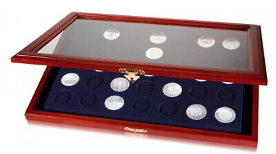 Coin Display Case for Dollars in Capsules