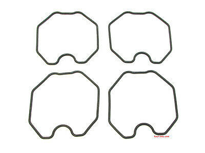 Shaped O-Ring Float Bowl Gaskets 4 Pack - Honda CB750 1977-1978 - SP25-7004