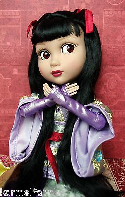 """Wilde Imagination ~ToKYo~ Patience NEW! NRFB 14"""" Tonner Doll Complete! SOLDOUT!"""