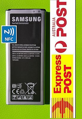 New Genuine Original 3220 mAh Battery For Samsung Galaxy Note 4 N9100 With NFC