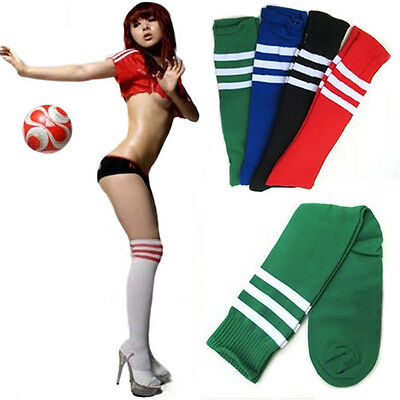 Trendy Soccer Baseball Football Basketball Sport Over Knee Ankle Men Women Socks