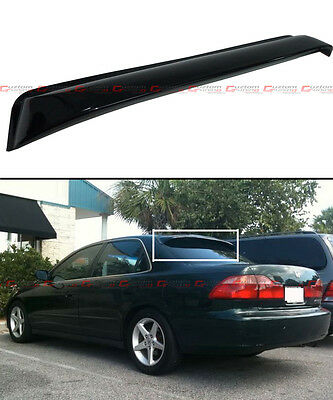 For 98 2002 6th Honda Accord Sedan Jdm Smoke Rear Roof Window Door
