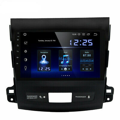"9"" Android 8.0 Car GPS Radio Multimedia Stereo for Mitsubishi Outlander 4007"