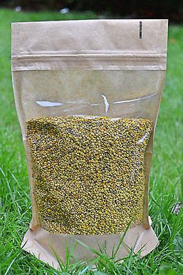 BEE POLLEN GRANULES 500gr HIGH QUALITY-100 % ORGANIC(NEW HARVEST 2018)