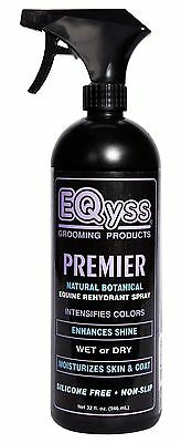 EQyss Premier Rehydrant Moisturising Super Coat/Mane/Tail Conditioning Spray