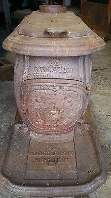 antique stove - Cushion 25