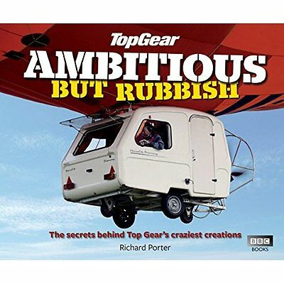 Top Gear: Ambitious But Rubbish BBC Books HB 9781849905039