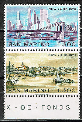 San marino art famous picasso paintings stamps set 1981 for New york state architect stamp