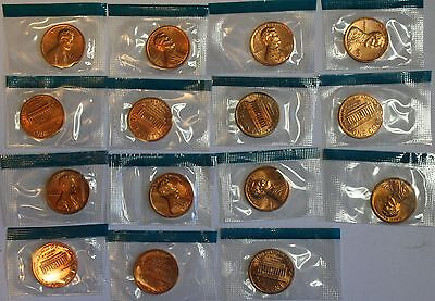 1979 P Uncirculated Lincoln Memorial Cent  *Mint Cello Sealed*   *FREE SHIPPING*