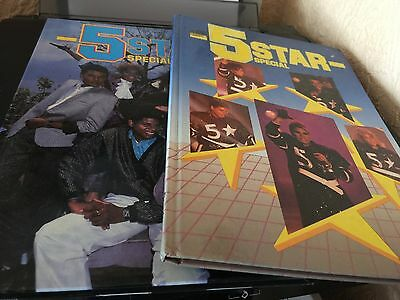 5 Star Book Special x 2 Book Collection 1988 and 1989 Editions