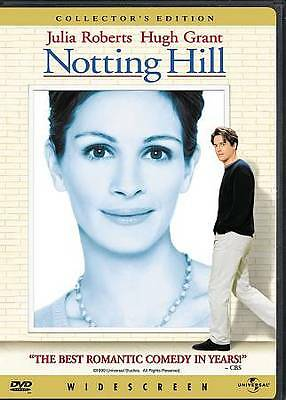 Notting Hill (DVD, 1999, Collector's Edition; Widescreen)