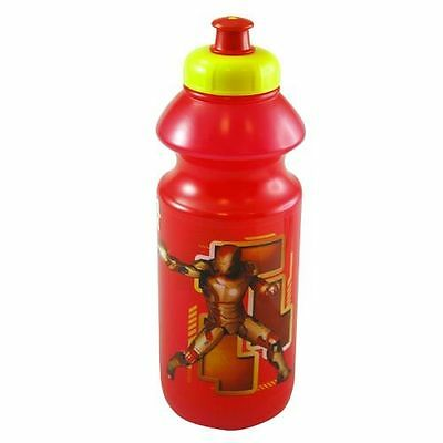 Iron Man-Water Bottle-A Set Of Two
