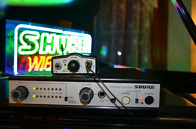 Shure PSM 700 L2 UHF Wireless On-Stage IEM Monitor System P7T P7R 632-662Mhz