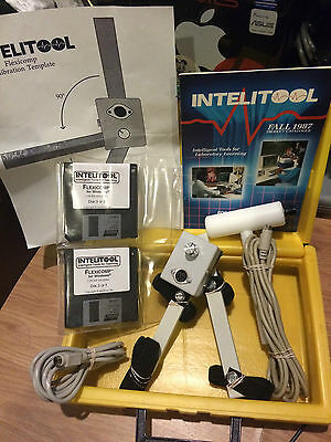 INTELLITOOL Flexicomp with Hammer, Software for Windows and cables