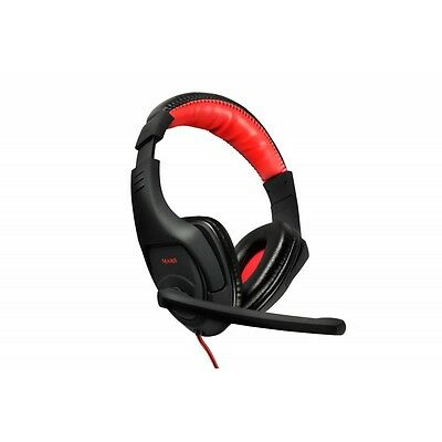 Tacens Mars Gaming Headphones Mh1 - Auriculares Con Micro