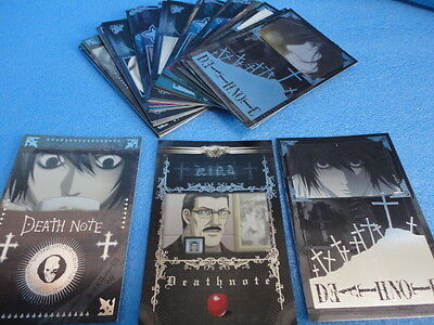 Death Note  Bromide Collection Card  japan