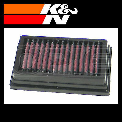 K&N Replacement Motorcycle Air Filter - Fits BMW R1200 (2004 / 2014) - BM-1204