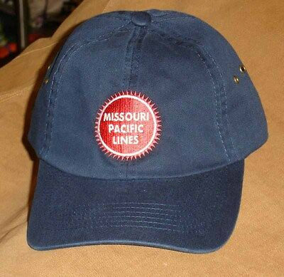 Dark Blue Mopac Lines Buzz saw Ball Cap with Embroidered logo from the MPHS