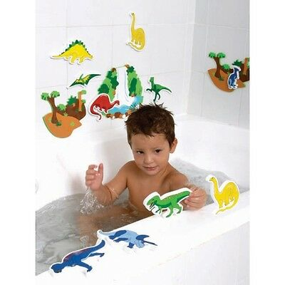 Float Foam Dinosaur Prehistoric (Tub Fun)- Pretend Water Play Bath Toy - T Rex