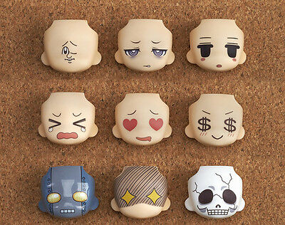 Nendoroid More Face Swap (Exclusive Item) (Mint in Sealed Box) / Brand New Item