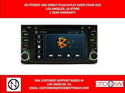 Otto Navi Bluetooth Touch Screen Direct Plug and Play GPS Navigation NAVI Radio