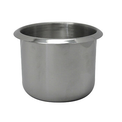 1 PC STAINLESS STEEL POKER TABLE CUP HOLDER REGULAR SIZE (1pc)