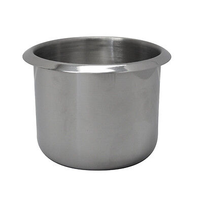 1PC STAINLESS STEEL POKER TABLE CUP HOLDER REGULAR SIZE (1pc)