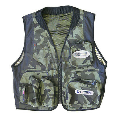 DCOutdoor® Fishing Vest - M L XL 2XL 3XL